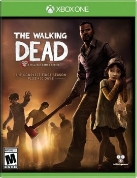 The Walking Dead + 400 Days (Xbox One)