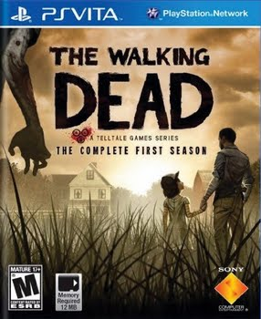 The Walking Dead A Telltale Games Series (PS Vita)