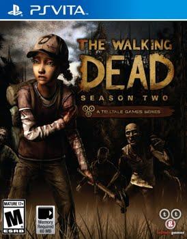 The Walking Dead Season Two (PS Vita)