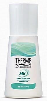 Therme Deodorant Deoroller Anti-Transpirant Sensitive 60ml