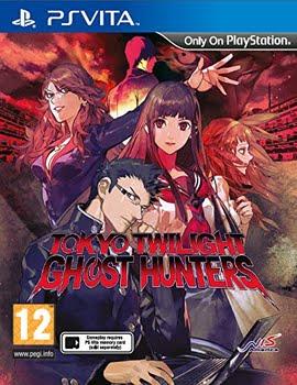 Tokyo Twilight Ghost Hunter (PS Vita)