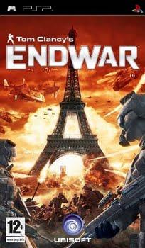 Tom Clancy's EndWar (Sony PSP)