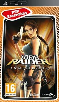 Tomb Raider Anniversary (essentials) (Sony PSP)