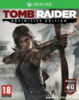 Tomb Raider (Definitive Edition) (Xbox One)