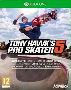 Tony Hawk Pro Skater 5 (Xbox One)