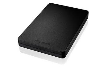 Toshiba Canvio Alu 3.0 (3.1 Gen 1) 1000GB Zwart
