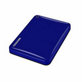 """Toshiba Canvio Connect II 2.5"""" 3TB 3000GB Blauw externeharde schijf"""