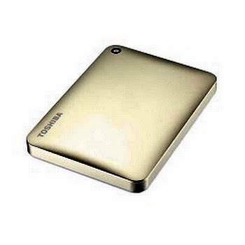 Toshiba Canvio Connect II 500GB 500GB Goud externeharde schijf