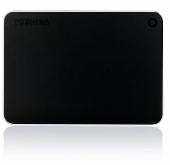 Toshiba Canvio Premium 1TB 1000GB Grijs