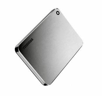 Toshiba Canvio Premium 2TB 2000GB Zilver externeharde schijf