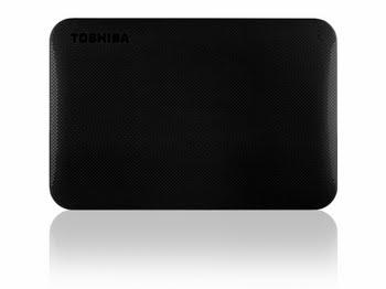 Toshiba Canvio Ready USB Type-A 3.0 (3.1 Gen 1) 1000GB Zwart