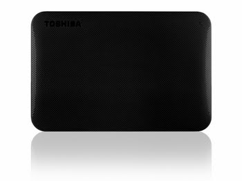 Toshiba Canvio Ready USB Type-A 3.0 (3.1 Gen 1) 2000GB Zwart