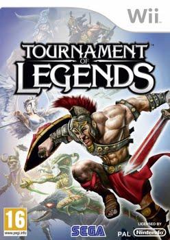 Tournament of Legends (Nintendo Wii)