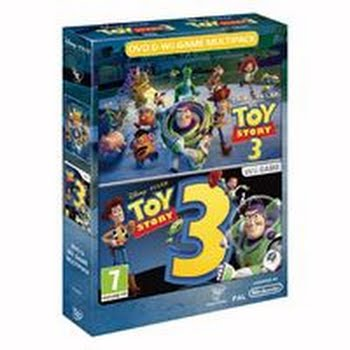 Toy Story 3 with DVD (Nintendo Wii)
