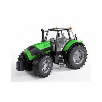 Tractor Deutz Agrotron X720