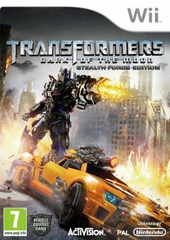 Transformers Dark of the Moon (Nintendo Wii)