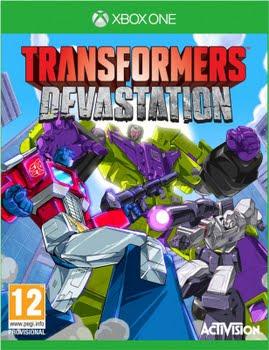 Transformers Devastation (Xbox One)