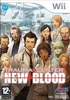 Trauma Center New Blood (Nintendo Wii)