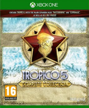 Tropico 5 Complete Collection (Xbox One)