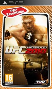 UFC 2010 Undisputed (essentials) (Sony PSP)