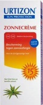 Urtizon Zonnecreme Factor(spf) 15 125ml