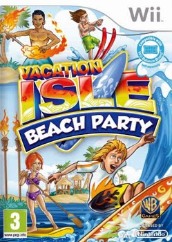 Vacation Isle Beach Party (Nintendo Wii)