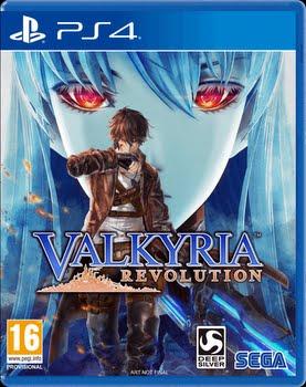 Valkyria Revolution Limited Edition (PS4)