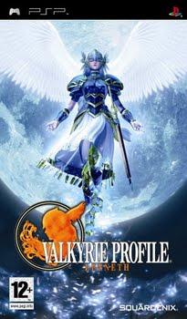 Valkyrie Profile Lenneth (Sony PSP)