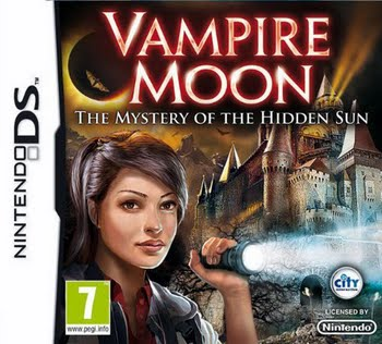 Vampire Moon the Mystery of the Hidden Sun (Nintendo DS)