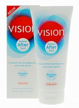 Vision All Day After Sun Shimmer Lotion 200ml