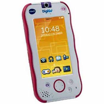 VTech Kid Com smartphone - roze
