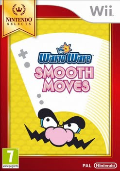 Wario Ware Smooth Moves (Nintendo Selects) (Nintendo Wii)