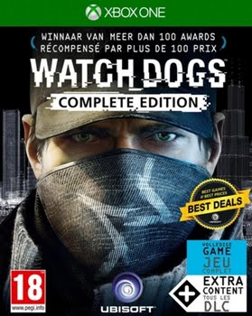 Watch Dogs Complete Edition (greatest hits) (Xbox One)