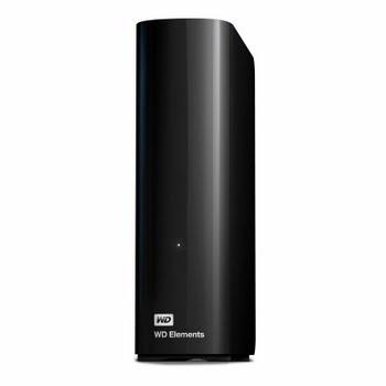 WD Elements Desktop 4 TB