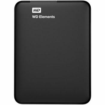 WD Elements Portable 3 TB
