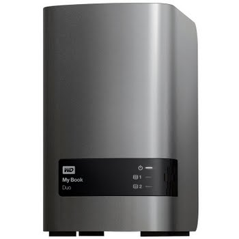 WD My Book Duo 6 TB