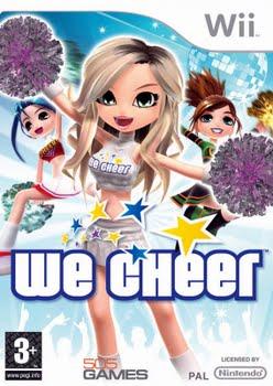 We Cheer (Nintendo Wii)