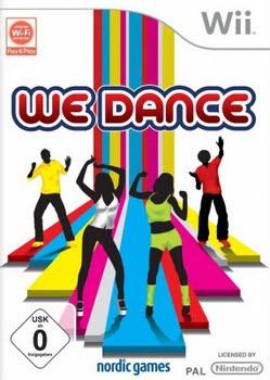 We Dance (Solus) (Nintendo Wii)