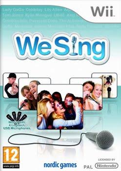 We Sing (Nintendo Wii)
