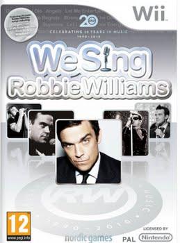 We Sing Robbie Williams (Nintendo Wii)