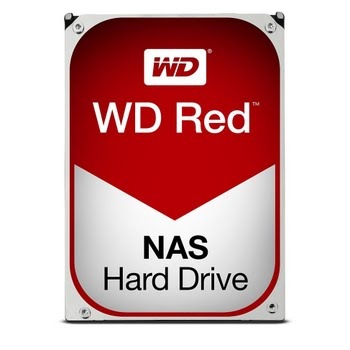 Western Digital 10TB RED 256MB 10000GB SATA III interne harde schijf