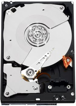 Western Digital Black 1000GB SATA III interne harde schijf