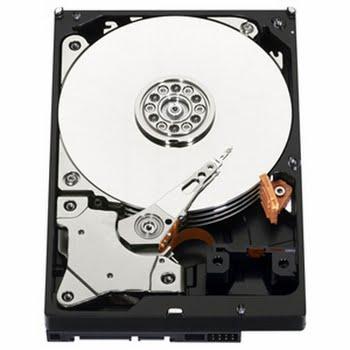 Western Digital Blue 500GB SATA III interne harde schijf