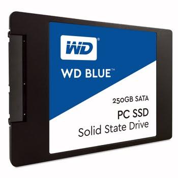 Western Digital Blue SATA III solid state drive