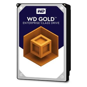 Western Digital Gold 8000GB SATA III interne harde schijf