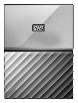 Western Digital My Passport 1TB Micro-USB B 3.0 (3.1 Gen 1) 1000GB Wit externeharde schijf