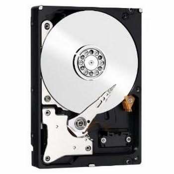 Western Digital WD NAS 6TB 6000GB SATA III interne harde schijf