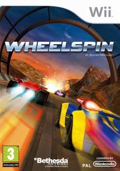 Wheelspin (Nintendo Wii)