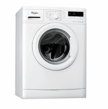 Whirlpool AWO/C 8350 Vrijstaand Voorbelading 8kg 1400RPM A+++ Wit wasmachine
