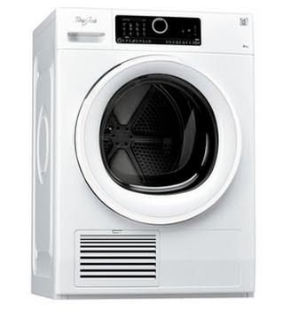 Whirlpool DSCX 80118 Vrijstaand Voorbelading 8kg B Wit